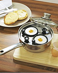 Egg Poaching Pan