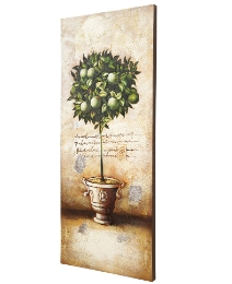 Fruit Tree Canvases Green Apple