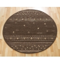 Aztec Inspired Belgian Rugs Circular