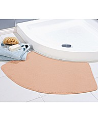 Shaped Bathmats Range Curved