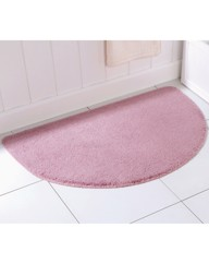 Shaped Bathmats Range Half Moon