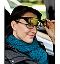 Night Vision Glasses with Free Clip