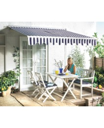 Deluxe Awnings Small 2.5m x 2m