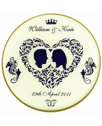 Royal Wedding Placemats & Coasters Set 4