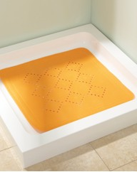 Bright Bathroom Accessories Showermat