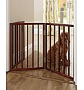 Wooden Pet Fence