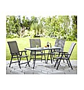Miami 5 piece Garden Furniture set