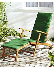 Amalfi Steamer Wooden Garden Chair