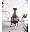Rio Cast Iron and Steel Chimenea