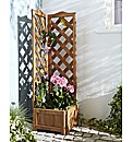 Corner Wood Trellis - Buy 1 Get 1 Free
