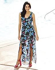 M Split Maxi Dress