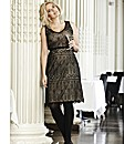 Vintage Lace Flapper Dress