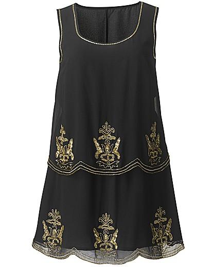 Baroque Flapper Dress
