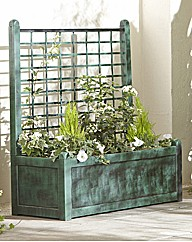 Wide Trellis Planter - Buy 1 Get 1 Free