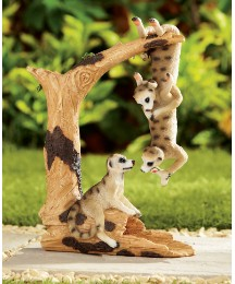 Solar Light Swinging Meerkats