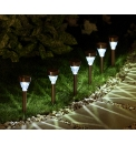 Diamond Solar Light - Pack of 6