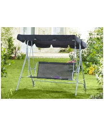 Milano 3 Seater Garden Swing