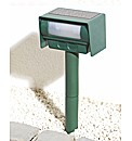 Solar Animal Repeller with PIR