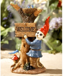 Welcome Meergnome