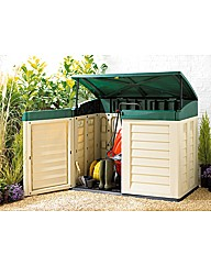 Garden Open Storage Unit