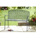 Steel Mesh Bench