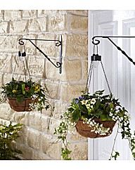 Solar Hanging Basket - Buy 1 Get 1 Free