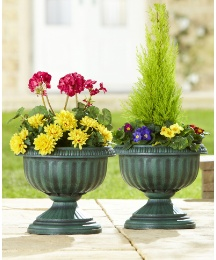 Pack of 2 Decorative Planters