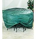 Medium Round Patio Set Cover