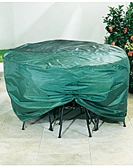 Large Rectangular Patio Set Cover