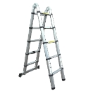 A-Frame Telescopic Ladder