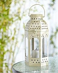 Solar Marrakesh Lantern