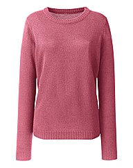 Round Neck Long Sleeve Sweater