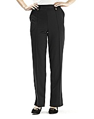 Pull On Trousers Length 27