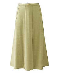 Panel Skirt With Snaffle Length 27