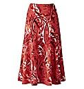 Pattern Skirt Length 27