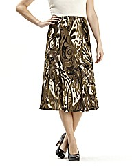 Pattern Skirt Length 27