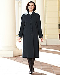 Grazia Longline Coat Length 47in