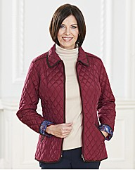 Quilted Jacket 25 inch