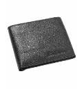 Ben Sherman Dogstooth Leather Wallet