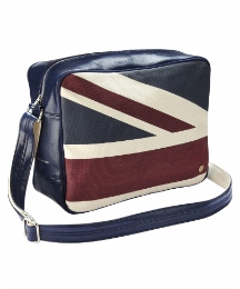 Ben Sherman Flag Flight Messenger Bag