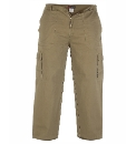 Duke Washed Cargo Trousers 31in Leg