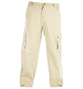 Duke Washed Cargo Trousers 33in Leg