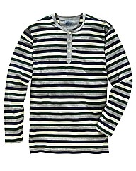 Jockey Mighty Detroit Striped PJs