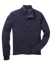 Ben Sherman Mighty Funnel Neck Sweat