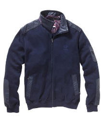 Claudio Campione Mighty Sweat Jacket