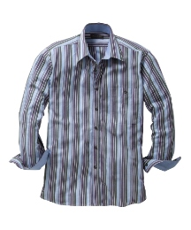 &Brand Mighty Striped Shirt