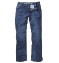 Weird Fish Dark Denim Jeans 32in Leg