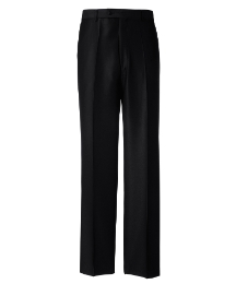 & City Mighty Plain Suit Trousers