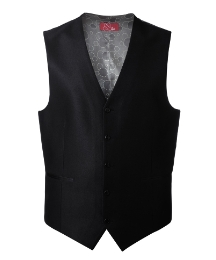 & City Mighty Plain Waistcoat