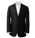 & City Mighty Plain Suit Jacket